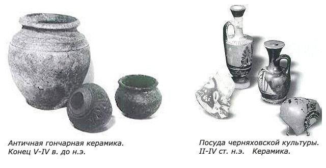 Экспонаты коллекции: археологические находки