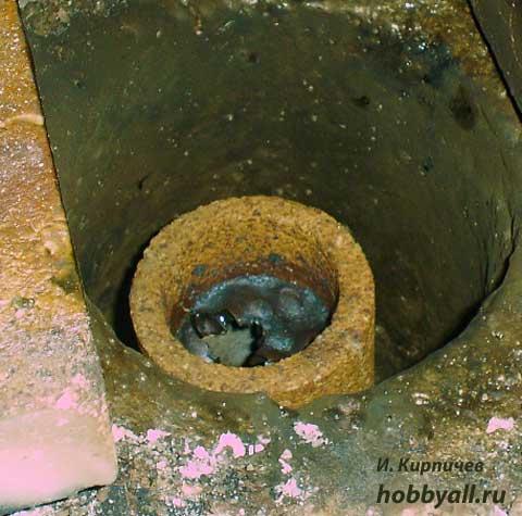 Изготовление булатной стали в домашних условиях