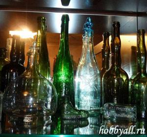 Коллекционирование стекла как хобби