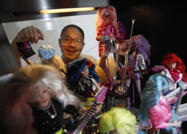Хобби – коллекционирование  кукол