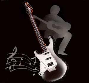 Игра на гитаре как хобби
