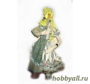«Кукла – мой образ смешной и печальный…»