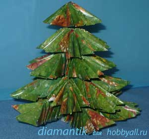 Оригами как семейное хобби