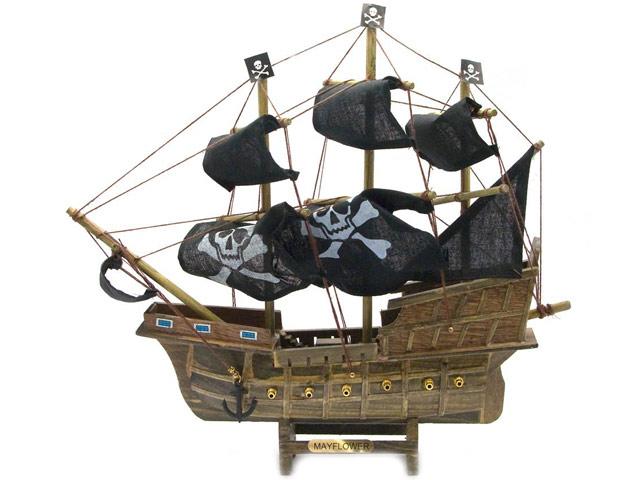 Хобби – сборка моделей парусных кораблей
