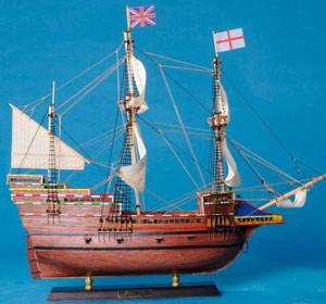 Сборные модели парусных кораблей