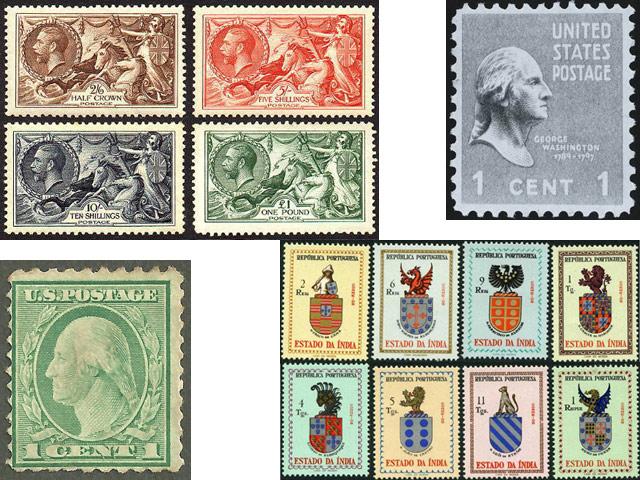 Филателия - коллекционирование марок