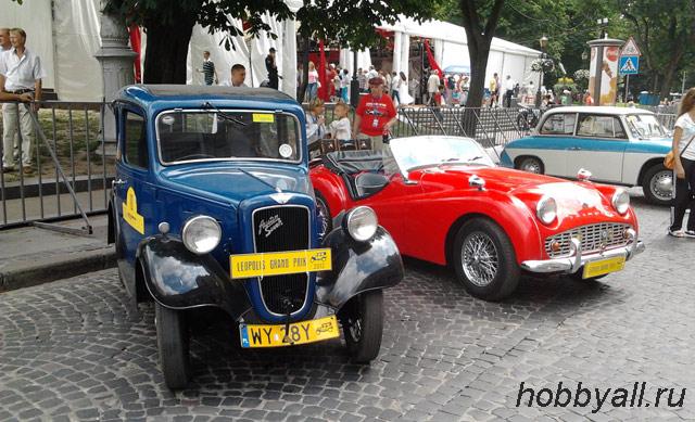 Хобби – коллекционирование раритетных авто