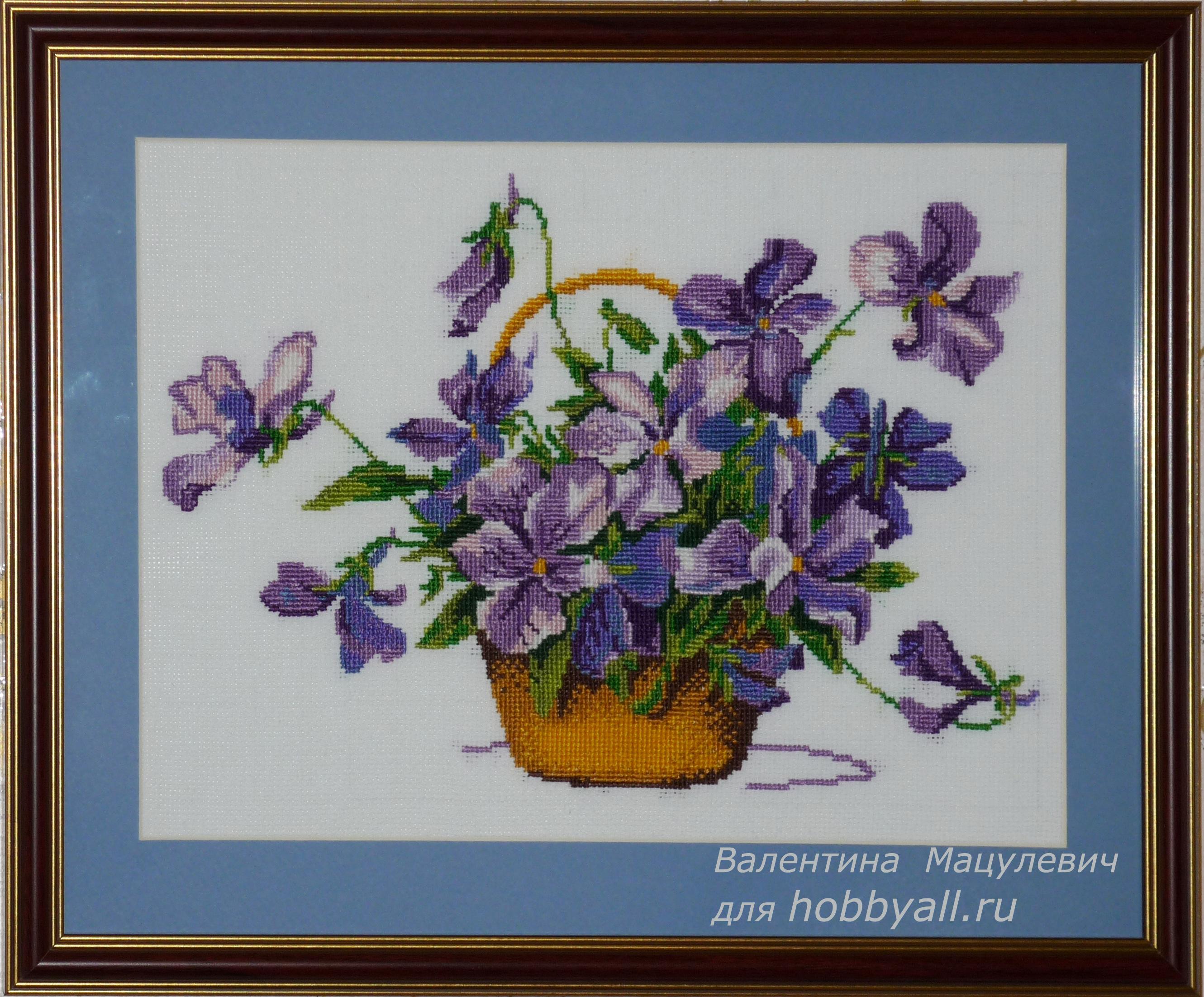 Картины вышивка крестиком фото