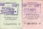 Вид коллекционирования билетофилия — проездные билеты и карточки
